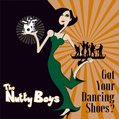 The Nutty Boys - Got Your Dancing Shoes? | Credit: Assistant Engineer, Pro Tools Operator