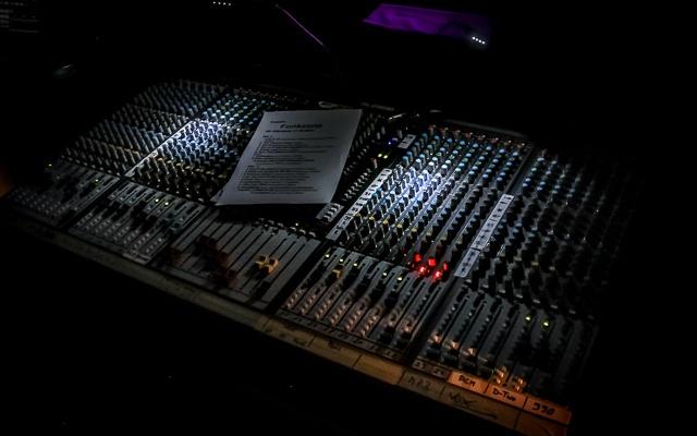 Tontechniker Live Deutschland