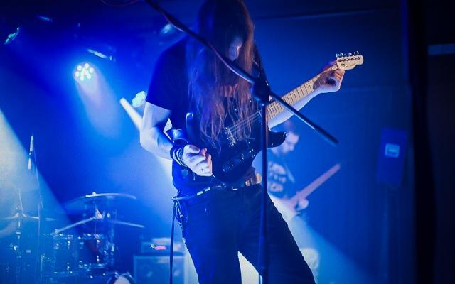 Julius Münnig Gitarrist